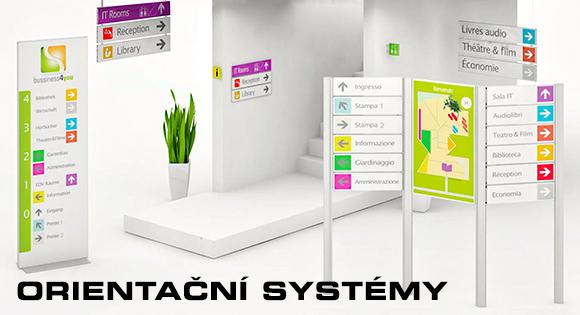 Orientační systém