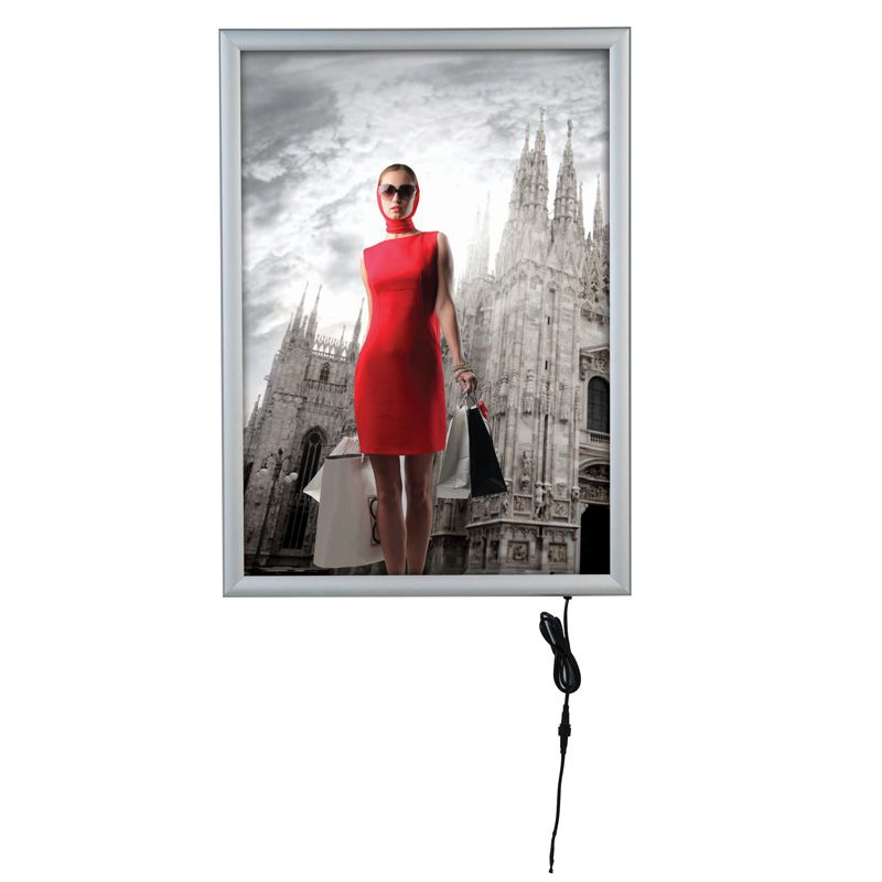Venkovní světelný rám - Smart Ledbox 35 - A1 A-Z Reklama CZ