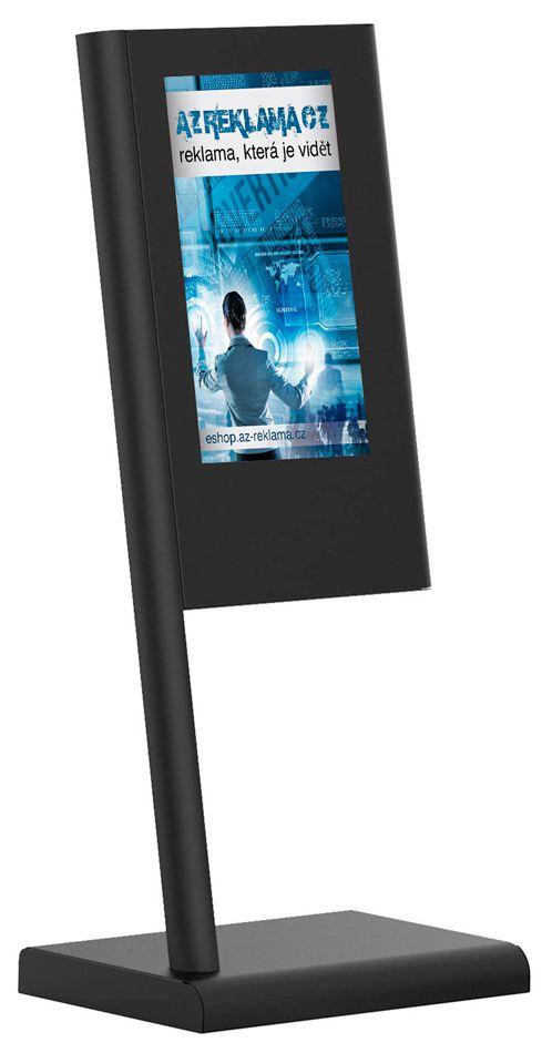 LCD TFT - Boa Digital Kiosk s reproduktory