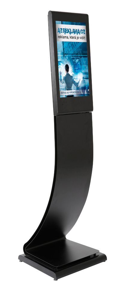 Python Digital Kiosk bez zvuku