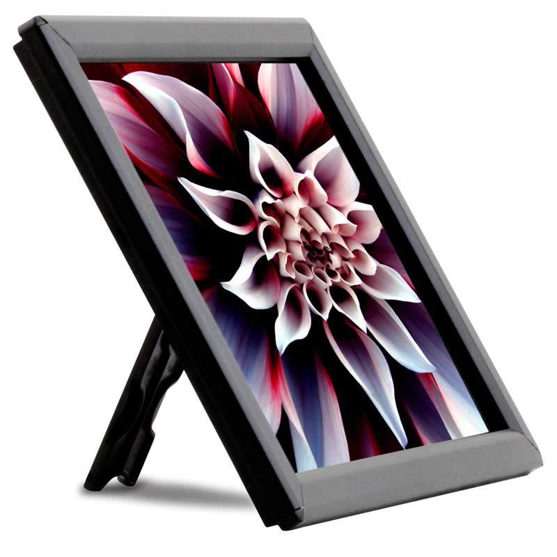 Foto rámeček na stůl i stěnu Opti Frame A4 - Černý