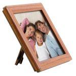 Foto rámeček A4 - Dekor dřevo