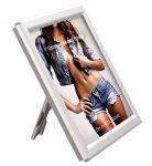 Foto rámeček A4 - Stříbrný