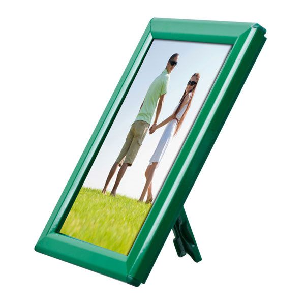 Foto rámeček na stůl i stěnu Opti Frame A4 - Zelený