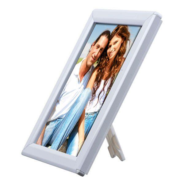 Foto rámeček na stůl i stěnu Opti Frame A6 - Bílý