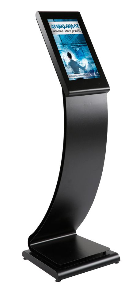LCD TFT - Cobra Digital Kiosk Portrait se zvukem