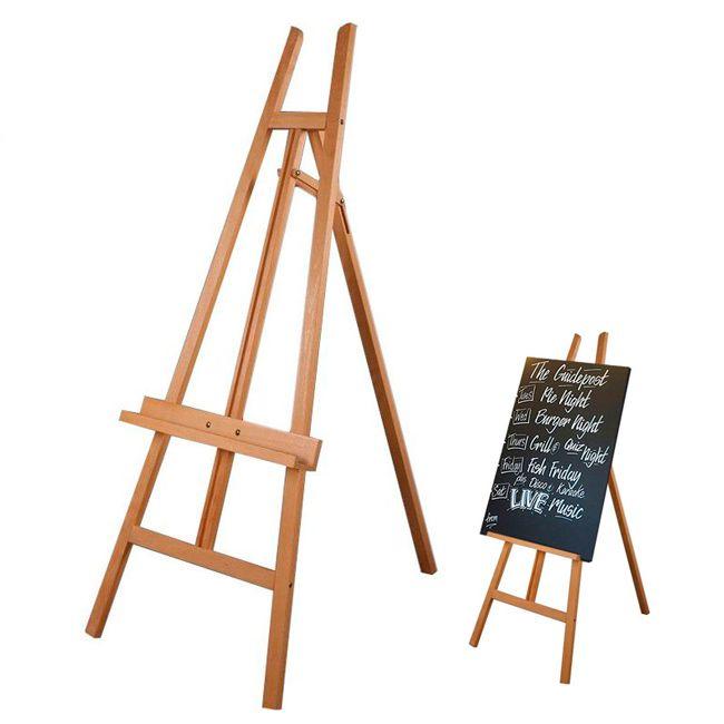 Opěrný Stojan pro umístění tabulí - Modern Art Easel