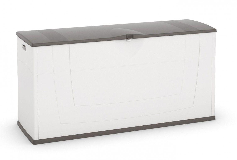 a5bb05e11 TERRY Plastový úložný box PRINCE šedý - Objem 308 L