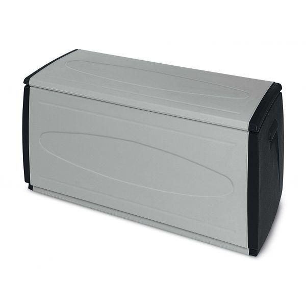 TERRY Plastový úložný box PRINCE černý - Objem 308 L