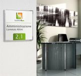 Signcode wall PS 210x800