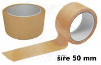 Čirá páska 50mm bez potisku