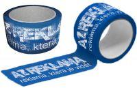 Modré Potištěné pásky