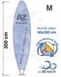 Surfer M 350cm oboustranný tisk
