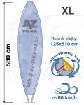 Surfer XL 580cm oboustranný tisk