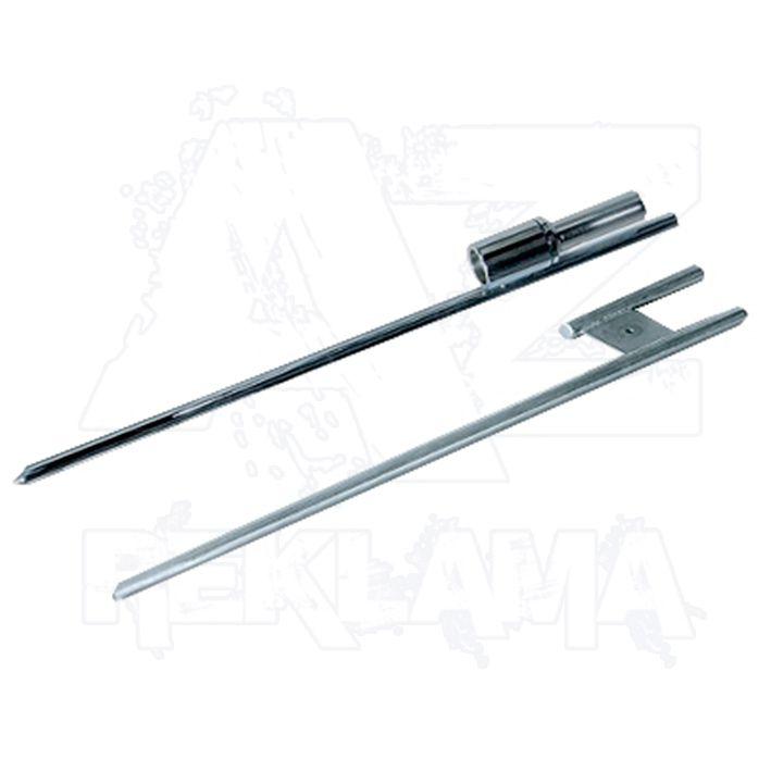 Ocelový Hrot o délce 60 cm bez rotátoru