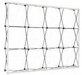 POP-UP Textilní stěna 4x3 - konstrukce