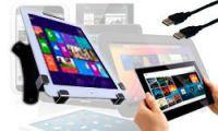 Nástěnné držáky iPad