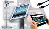 Podlahové iPad stojany
