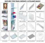 Nosná základna stojanu Tower Dacapo Magic A-Z Reklama CZ