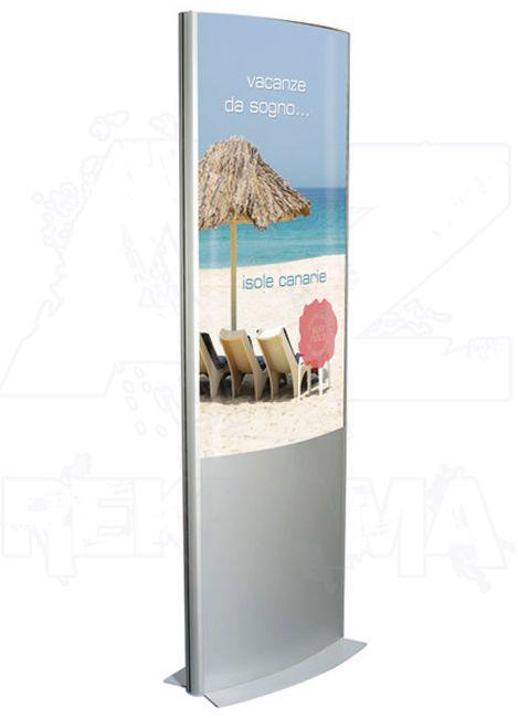 Plakátový Informační Totem PYLO Poster A1