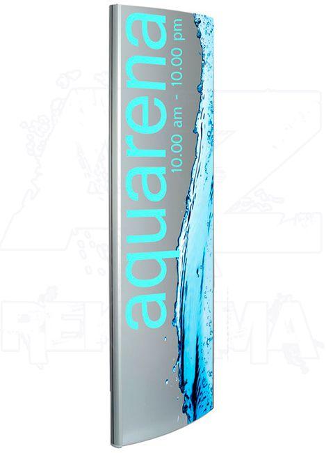 Venkovní Informační Totem PYLO Outdoor 600x1900