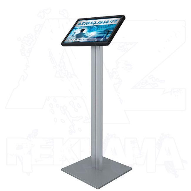 Volně stojící stojan s držákem obrazovky Digi Sign Light