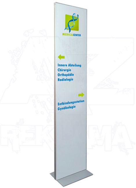 Výstavní Informační Totem iPOINT 600x1900 mm