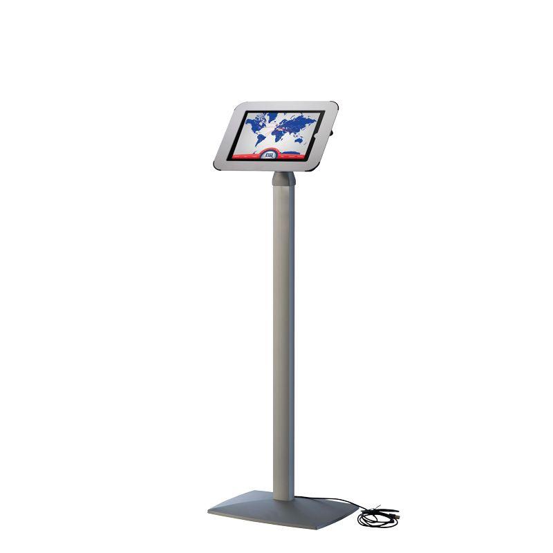 Podlahový stojan Flexible Kiosk pro iPad - Bílý