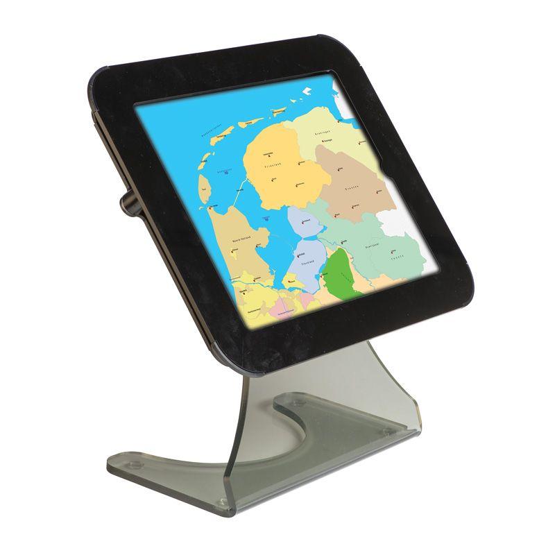 Stolní stojánek na iPad Desktop Kiosk - Černý
