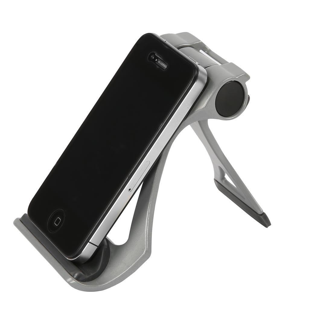 Stolní stojánek na iPad Peak Tablet Holder - Stříbrný