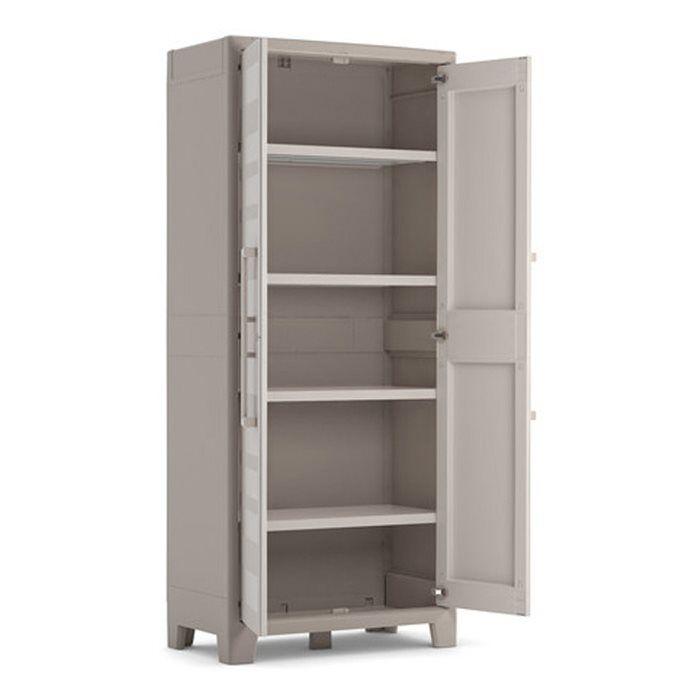 KIS Plastová úložná skříň EVO.CA Gulliver High Cabinet