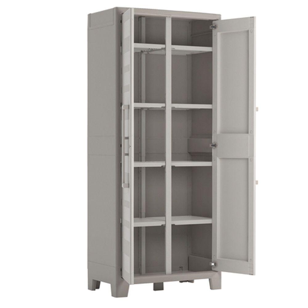 KIS Plastová úložná skříň EVO.CA Gulliver Multispace Cabinet