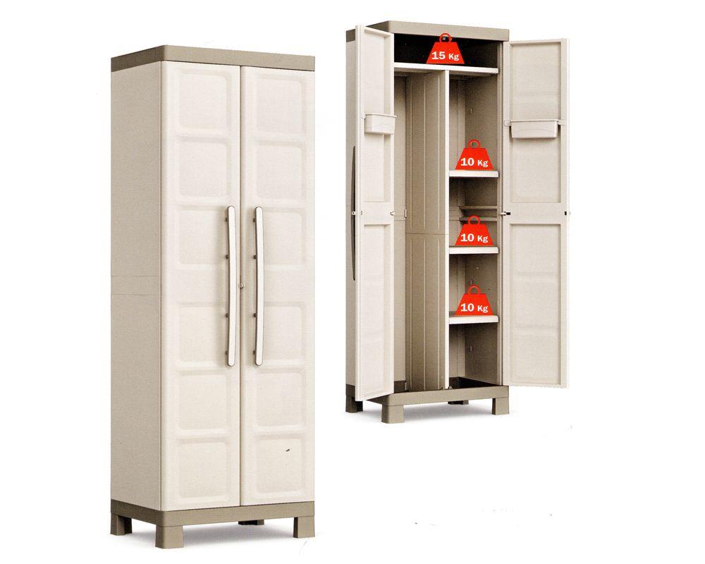KIS Plastová úložná skříň Excellence Utility Cabinet