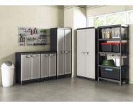 KIS Plastová úložná skříň Logico High Cabinet XL