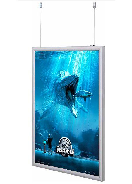 Světelný Clip rám Best Buy Ledbox A4 - Oboustranný