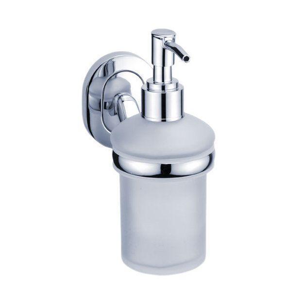 Dávkovač tekutého mýdla s pumpičkou - řada LOTUS