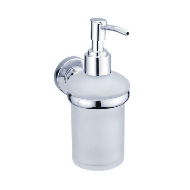 Dávkovač tekutého mýdla s pumpičkou - řada METRO