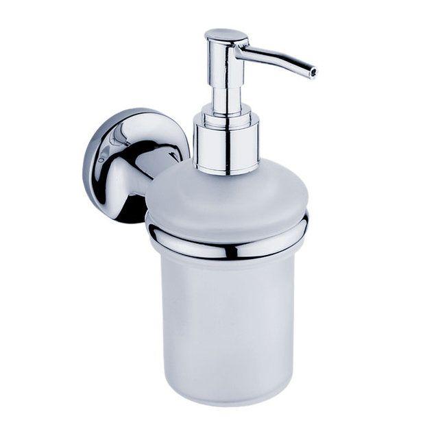 Dávkovač tekutého mýdla s pumpičkou - řada MONOLIT