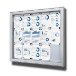 SCL - Premium hluboká vitrína 15xA4