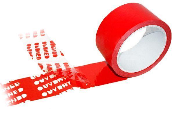 Bezpečnostní lepicí páska