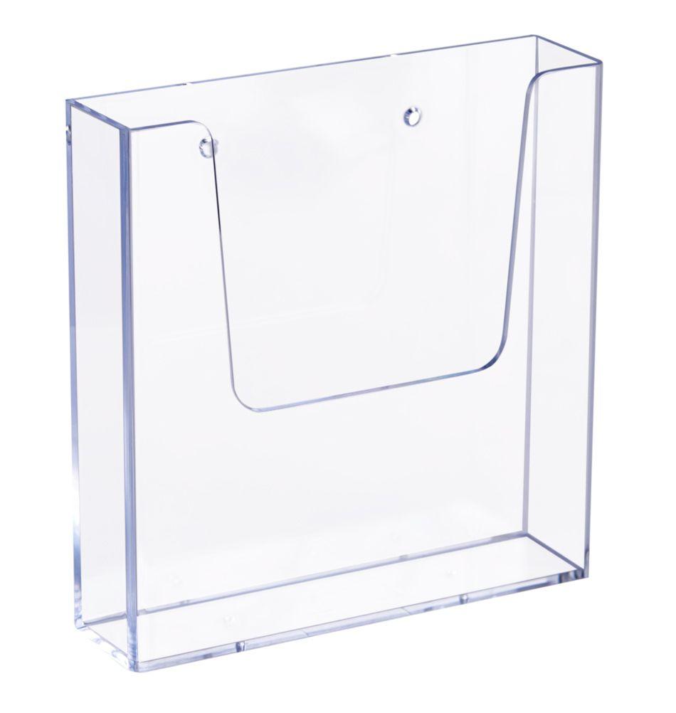 Plastový zásobník A5 na zeď