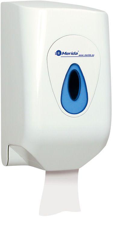 Zásobník papírových ručníků v rolích MERIDA TOP 144