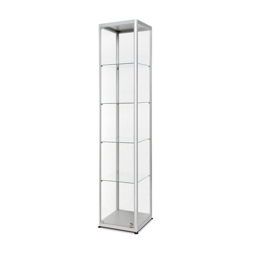 Prosklená produktová vitrína 400x2000x400 mm