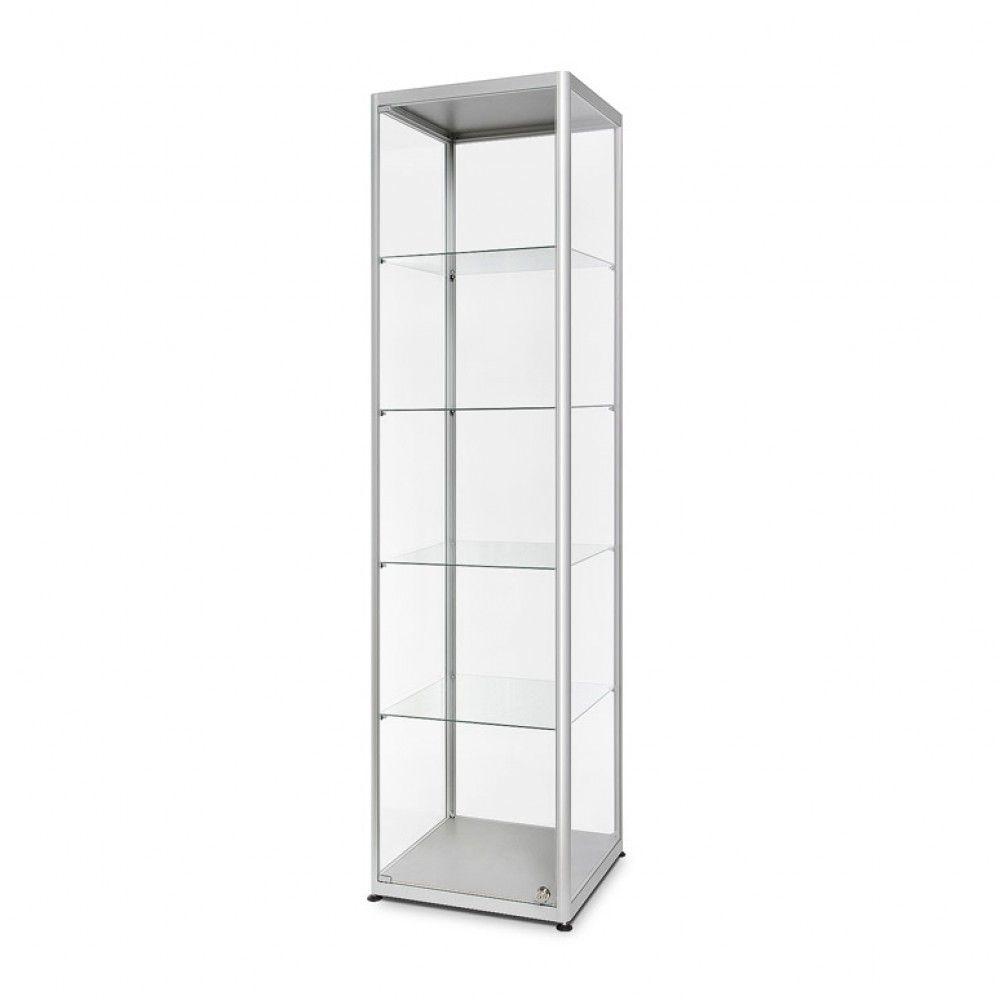 Prosklená produktová vitrína 500x2000x500 mm A-Z Reklama CZ