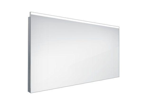 Koupelnové podsvícené LED zrcadlo 1000x600 - ZP 8004