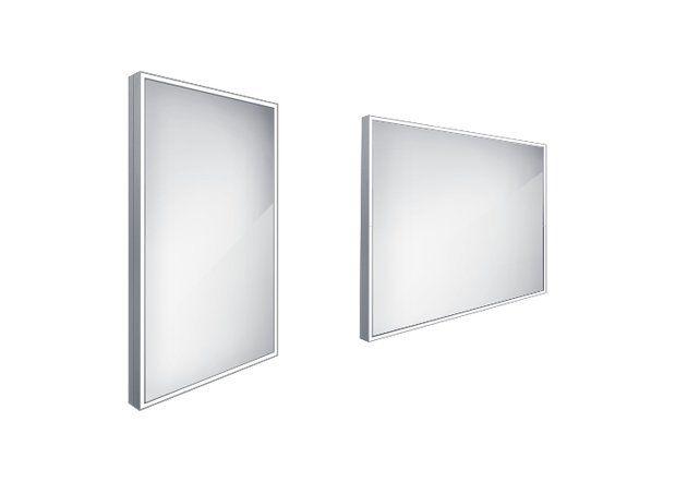 Koupelnové podsvícené LED zrcadlo 400x600 - ZP 13000