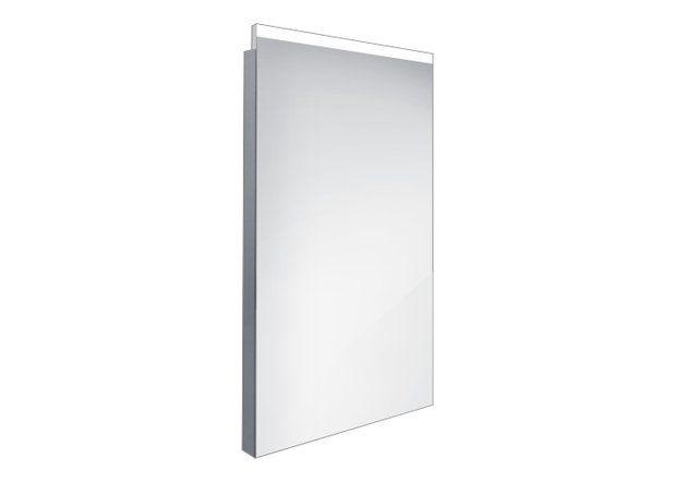 Koupelnové podsvícené LED zrcadlo 400x600 - ZP 8000