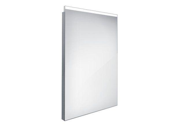 Koupelnové podsvícené LED zrcadlo 500x700 - ZP 8001