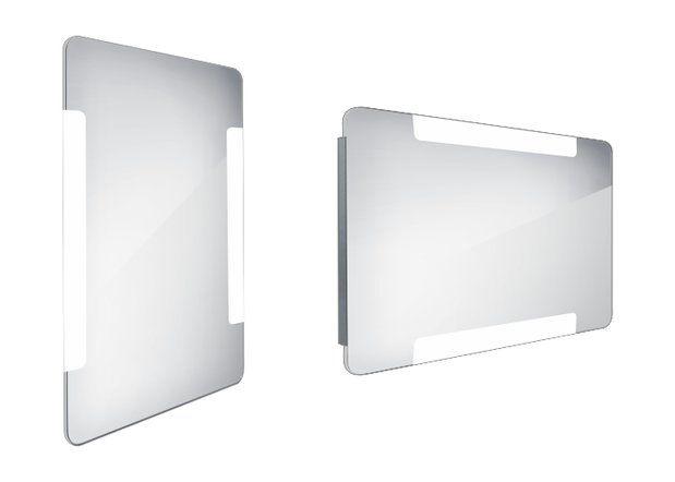 Koupelnové podsvícené LED zrcadlo 500x800 - ZP 18001