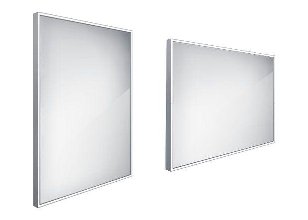 Koupelnové podsvícené LED zrcadlo 600x800 - ZP 13002